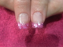 My Portfolio - Dream Nails By Maxine - freelance mobile and
